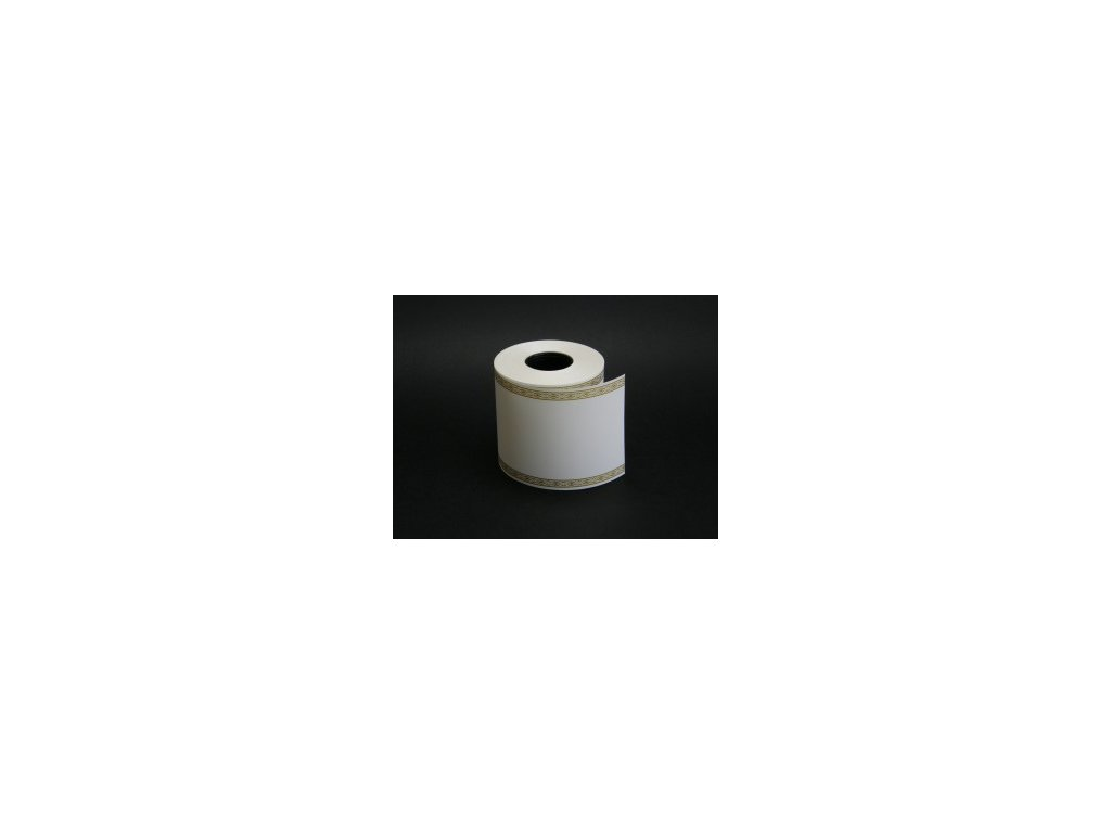 Stuha 100 mmx 50 m, bílá