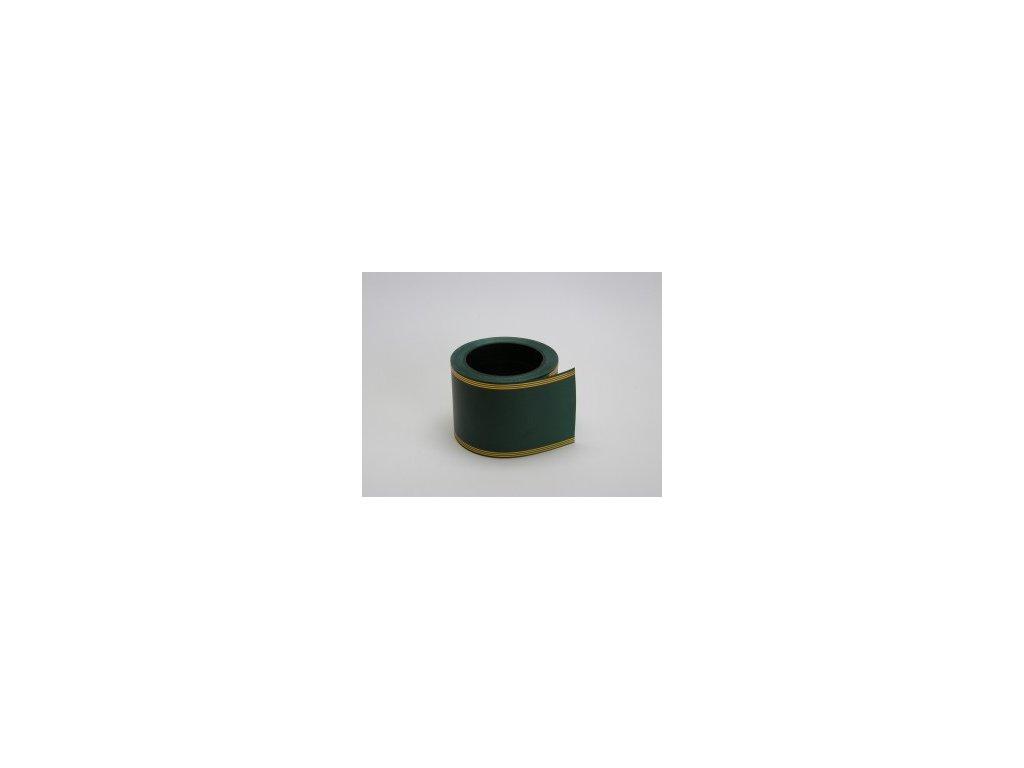 Stuha 80 mmx 50 m - zelená