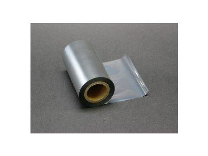 Termotransferová páska 80 mm x 100 m METAL SILVER