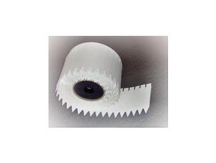 Zapichovací visačky 100 x 17 mm, bílé