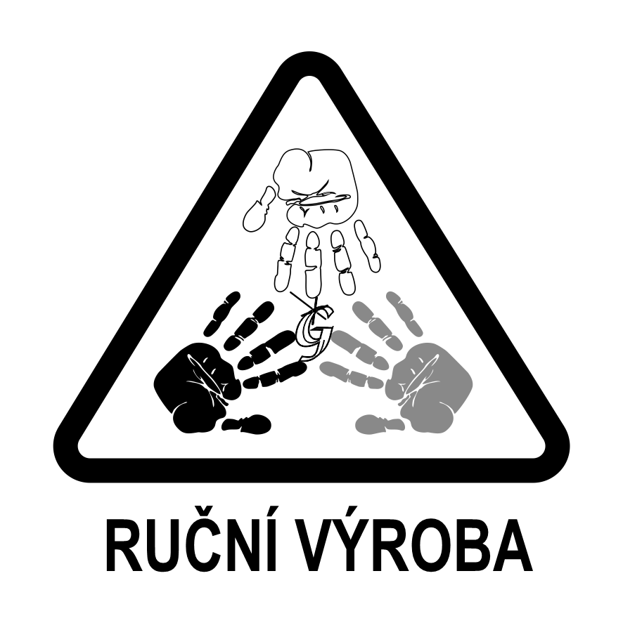 značka RUČNÍ VÝROBA-GraviXlaser