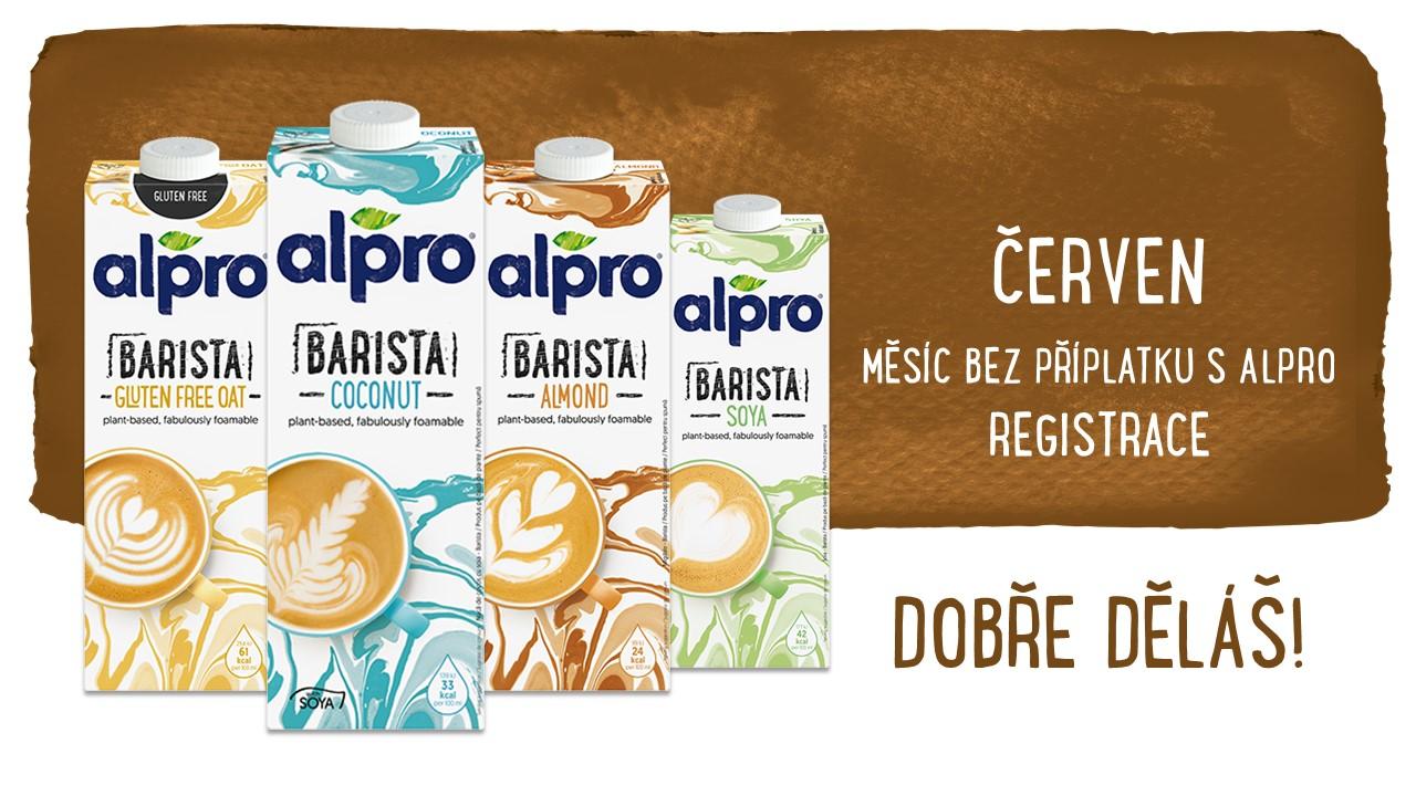 ALPRO - Červen bez příplatku