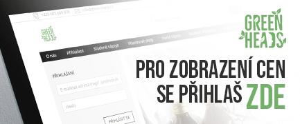 Ceny produkty | Green Heads Velkoobchod a distributor | Česko