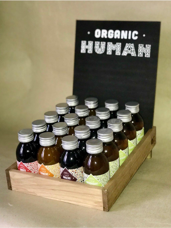 Organic Human stojánek - záloha