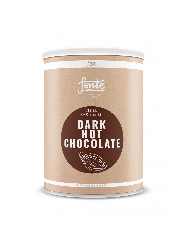 2789 fonte dark hot chocolate 2kg