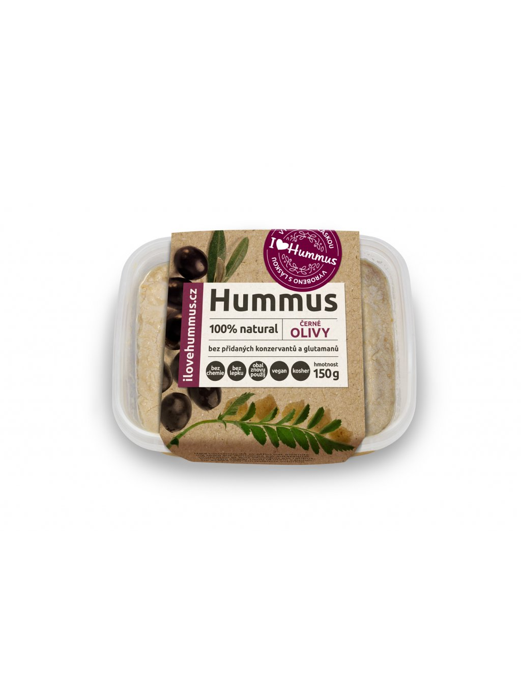 Hummus Olivy