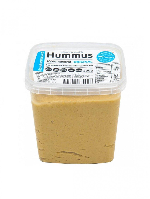 hummus 500g