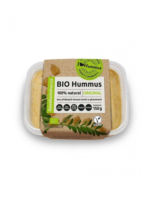 I love Hummus - Hummus original BIO 150g