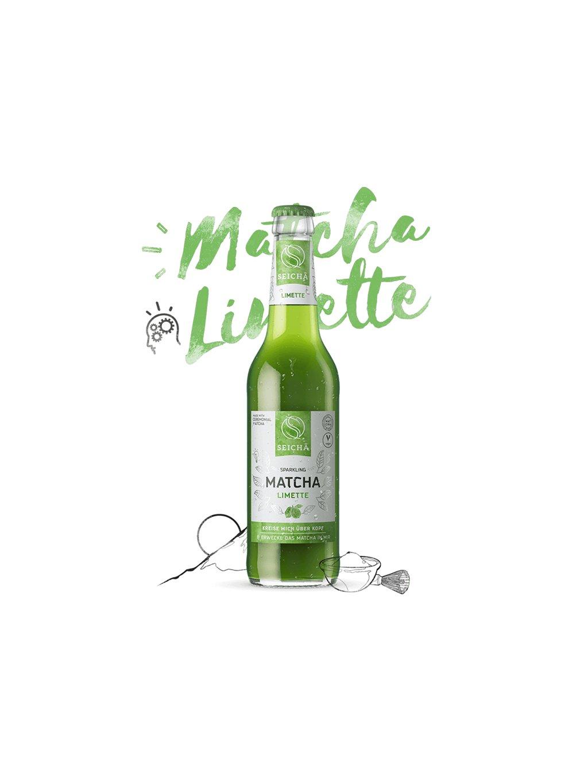 Seicha Matcha Lime Green Heads 1