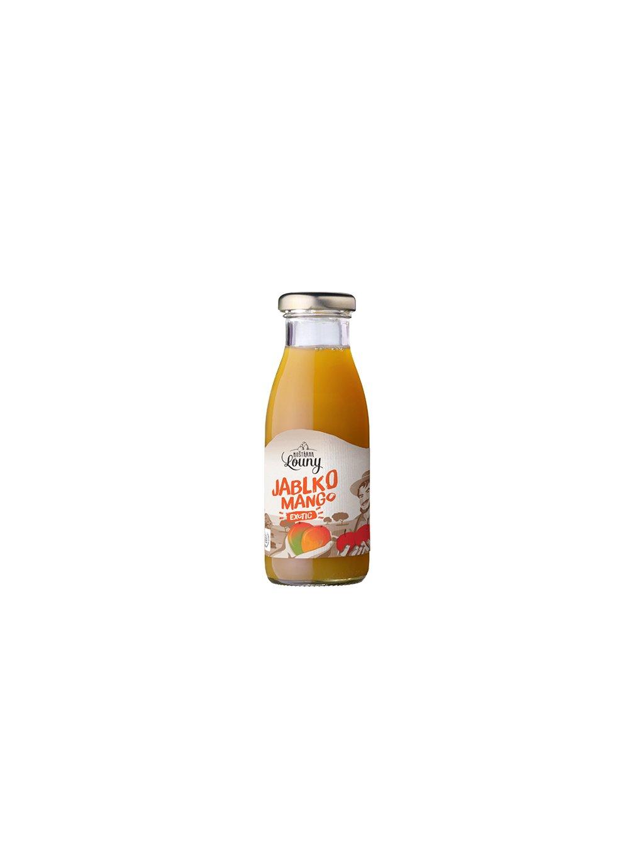 mostarna louny jablko mango 250ml green heads