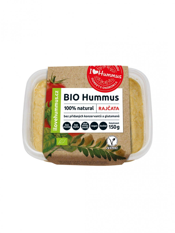 hummus BIO rajcata 1