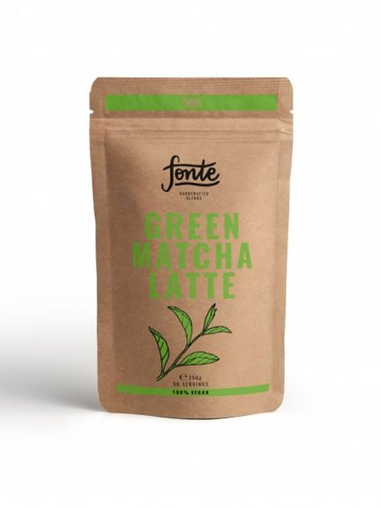 2864 fonte green matcha latte 250g