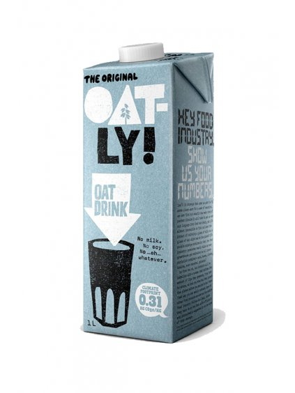 oatly enhanced