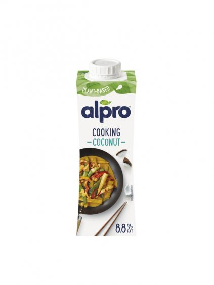 alpro kokos cook green heads