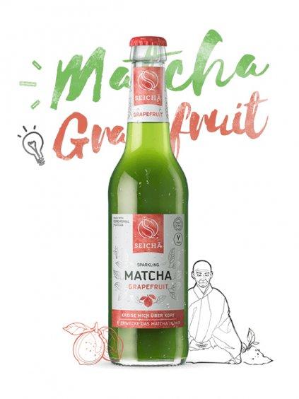 Seicha Matcha GREP Green Heads