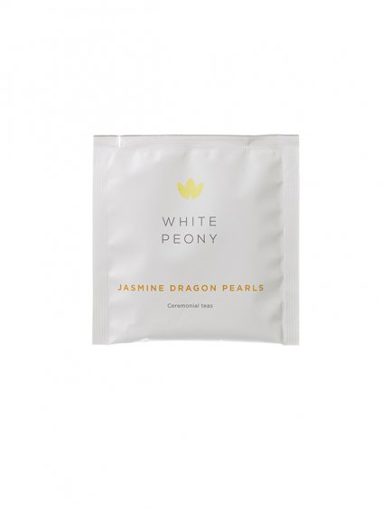 white peony jasmine dragon pearls green heads 1