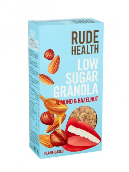 rude health low sugar granola green heads 1