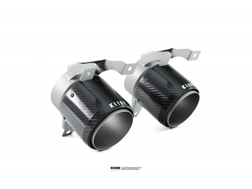 Lamborghini Huracan Performante Carbon fiber tips