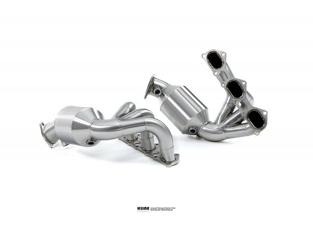 Porsche 718GT4/SPYDER 200cell manifolds