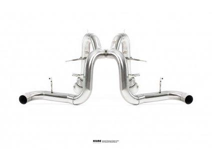 McLaren 570S rear system