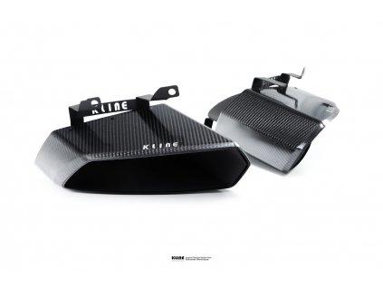 Lamborghini Huracan Carbon fiber tips