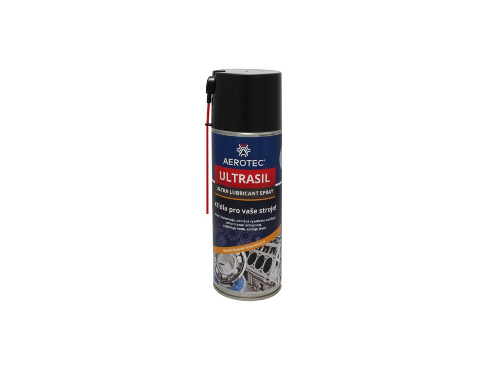 Aerotec Ultrasil spray mazivo 400ml