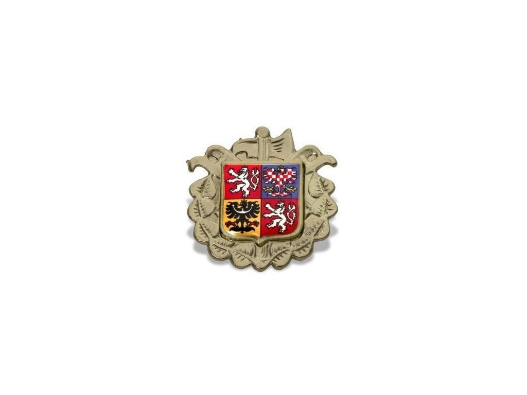 odznak na cepice s nalozkou sdh h