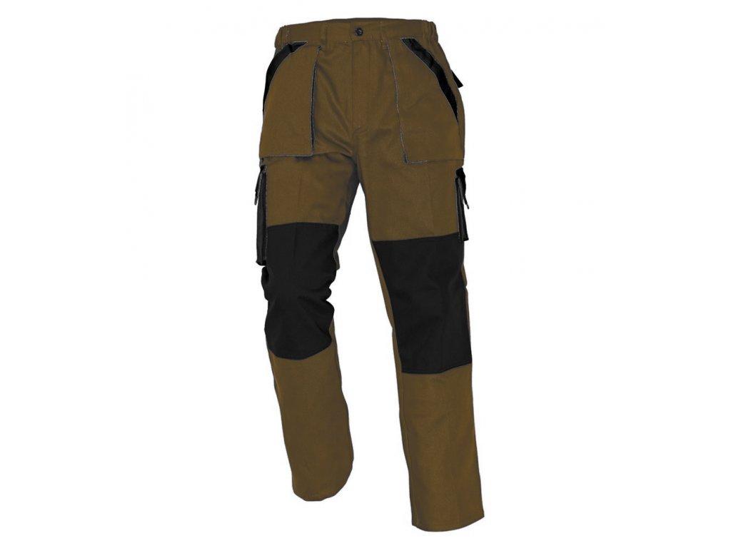 Kalhoty pracovní do pasu - MAX