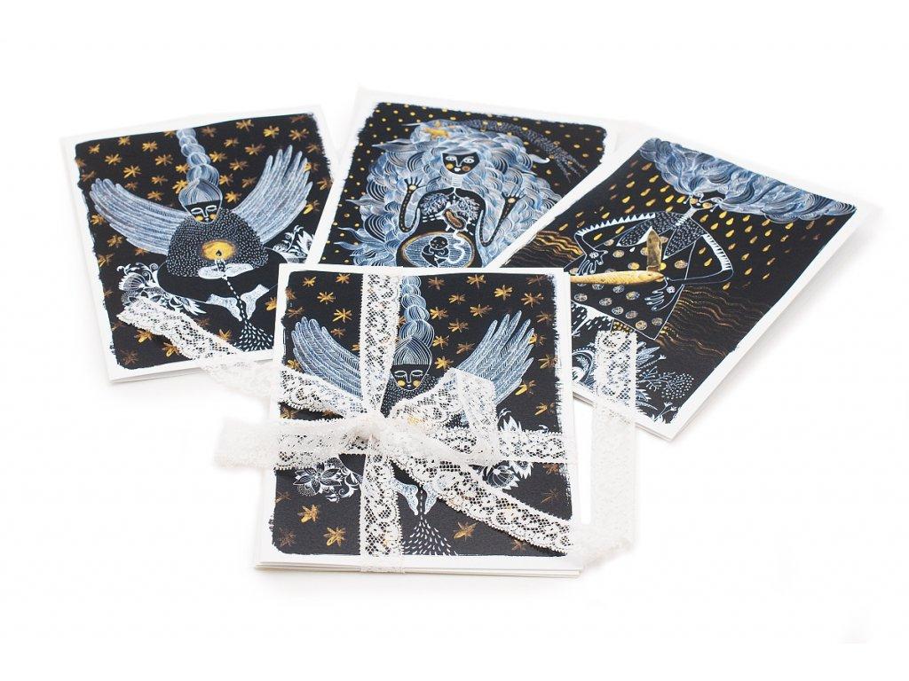 Přáníčko kolekce A5 / Greetings cards collections