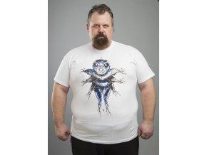 Intracellular Pets bílý triko