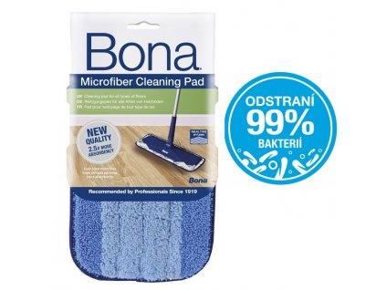 Bona Cleaning Pad modrá utěrka