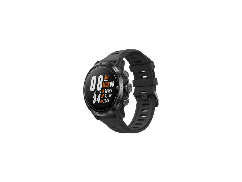 Coros Apex Pro Premium GPS Multisport Watch - černé