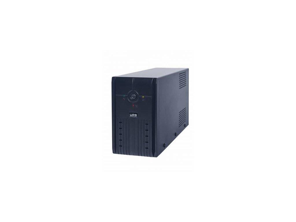 Eurocase EA200LED 2000VA line interactive UPS