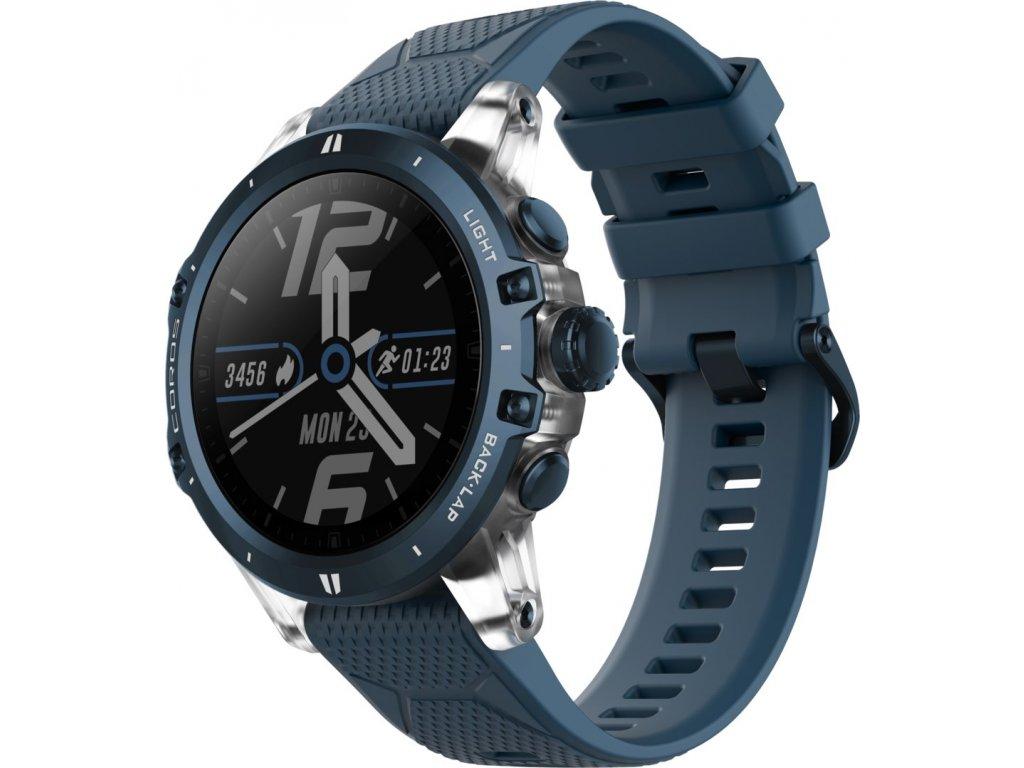 Coros Vertix GPS Adventure Watch - modré