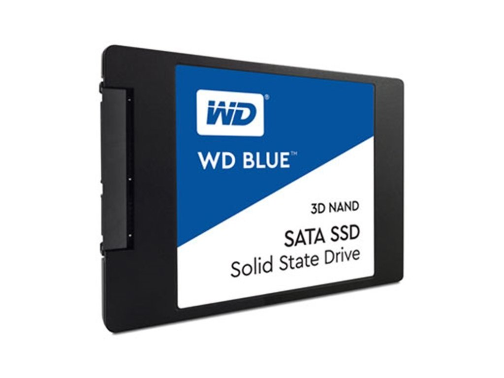 WD Blue 3D NAND SSD disk 500GB