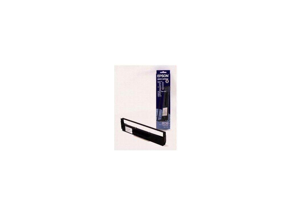 Epson nylonová barvicí páska černá C13S015637