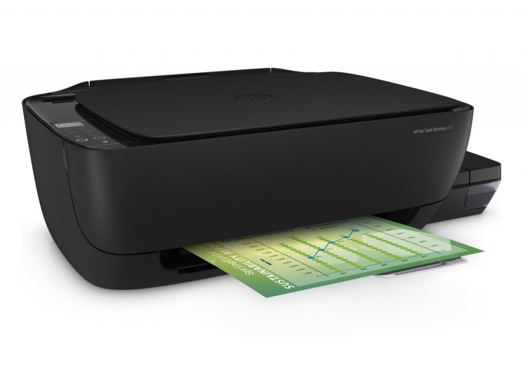 HP Ink Tank Wireless 415 (Z4B53A)