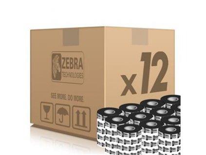 Zebra barvící páska TTR 2300 Wax. šířka 84mm. délka 74m