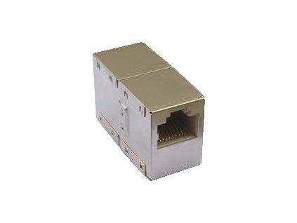 PROPOJKA STP 2x RJ45 cat.5e F8p8c-F8p8c