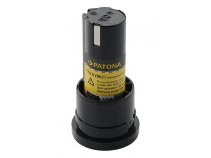 Patona PT6067 - Panasonic 2,4V 3000mAh Ni-MH