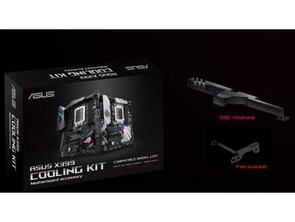 ASUS X399 Cooling Kit