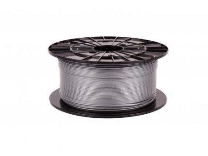 Filament PM 1.75 PLA 1kg, stříbrná