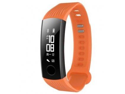 Handodo silikonový řemínek pro Honor Band 3 Orange - oranžový