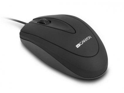 BARBONE optická myš - černá