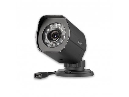 ZMODO SD-H2926-B-H sPOE 1080P IR Camera Black