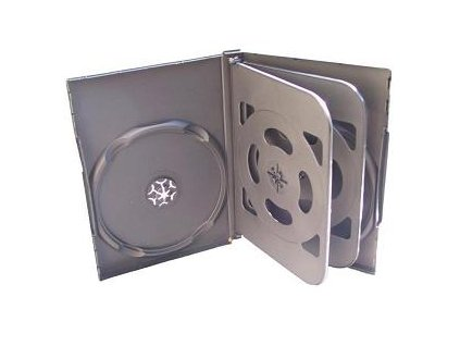 BOX NA 10 DVD
