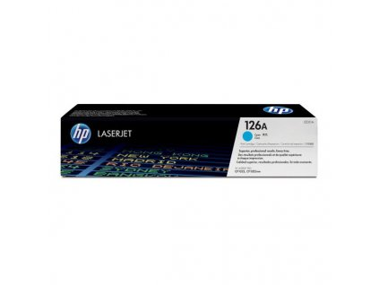 HP 126A Cyan CE311A