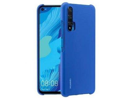 Ochranný kryt pro Huawei Nova 5T modrý