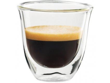 De'Longhi Sklenice espresso