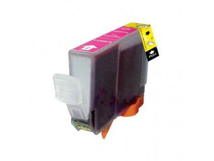 EVOLVEO inkoustová náplň CLI-8BM pro Canon - purpurová (magenta) / 14 ml (s čipem)